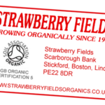 Strawberry Fields Organic