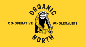 Organic North Wholesalers Logo